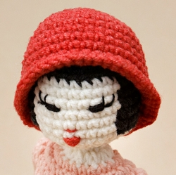 doll amigurumi pattern